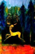 Elena Buftea - The Stag