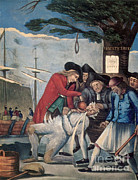 Patriots Posters - The Stamp Act Protests, 1774 Poster by Photo Researchers