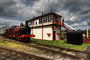 Midland Photos - The Steamer and the box by Rob Hawkins