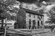 Manassas National Battlefield Park Photos - The Stone House 16443 by Guy Whiteley