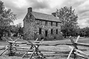 Manassas National Battlefield Park Photos - The Stone House 16450b by Guy Whiteley