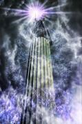 Clouds Digital Art - The Stormbringer by John Edwards