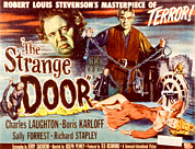 Posth Photos - The Strange Door, Charles Laughton by Everett