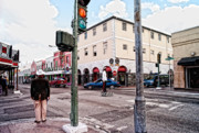 Cruise Digital Art - The Streets are safe in Nassau by Susan Stone