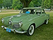 Antiquated Prints - The Studebaker Print by Randy Rosenberger