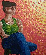 Seurat Originals - The Sun on Her Face by Joshua Redman