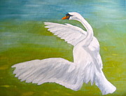 Julie Sauer - The Swan Dance