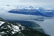The Taku Glacier, Near Juneau Print by Kenneth Garrett