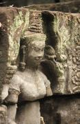 Angkor Art - The Temples Of Angkor, Preah Khan by Richard Nowitz