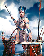 Publicity Shot Photo Prints - The Ten Commandments, Yul Brynner, 1956 Print by Everett