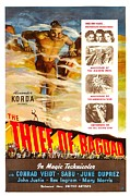 1940 Movies Metal Prints - The Thief Of Bagdad, Rex Ingram, 1940 Metal Print by Everett