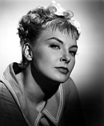 1957 Movies Photos - The Three Faces Of Eve, Joanne by Everett