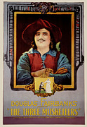 Story-1920s Photos - The Three Musketeers, Douglas by Everett