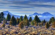 Bend Photos - The Three Sisters  by John Melton
