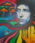 Bob Dylan Art - The Times They Are A Changin by Matt Burke