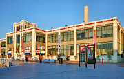 River Framed Prints Prints - The Torpedo Factory Print by Steven Ainsworth