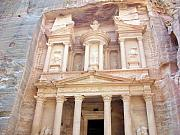Petra Originals - The Treasury - Jordan by Munir Alawi