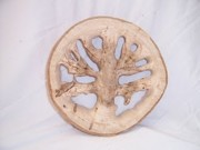 Wildflowers Sculpture Originals - The Trunk by Robert Margetts