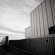 Brutalism Framed Prints - The Turner Contemporary Art Gallery Framed Print by Shaun Higson