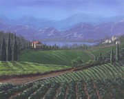 Kent Nicklin - The Tuscanesque Valley