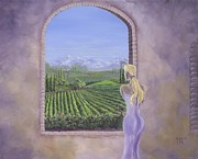 Kent Nicklin - The Tuscanesque Vista