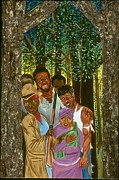 Tubman Posters - The Underground Railroad Poster by Mccormick  Arts