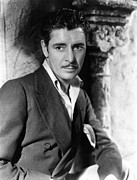 1931 Movies Framed Prints - The Unholy Garden, Ronald Colman, 1931 Framed Print by Everett