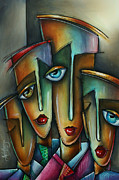 Urban Expressions Framed Prints - The Union Framed Print by Michael Lang