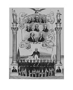 Us Presidents Metal Prints - The Union Must Be Preserved Metal Print by War Is Hell Store