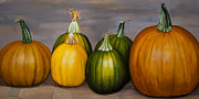 Pumpkins Originals - The Usual Suspects by Jack Atkins