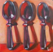 Food And Drink Originals - The Usual Suspects by Susi Franco