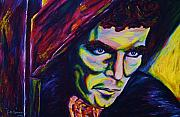 Dracula Paintings - The Vampire Lestat by Carole Spandau