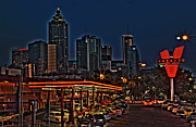 Duluth Art - The Varsity Atlanta by Corky Willis Atlanta Photography