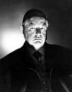 1946 Movies Metal Prints - The Verdict, Sydney Greenstreet, 1946 Metal Print by Everett