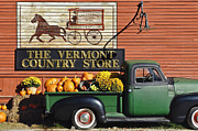 Historic Country Store Photo Prints - The Vermont Country Store Print by John Greim
