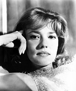 1963 Movies Photos - The Victors, Jeanne Moreau, 1963 by Everett