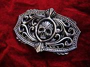 Belt Buckle Jewelry - The Victory belt buckle by Joshua  Murray