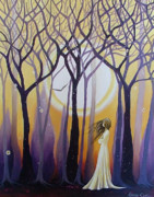 Amanda Clark Metal Prints - The View Metal Print by Amanda Clark