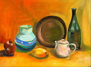 Tatjana Andre - The Village Still Life