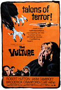 Horror Movies Posters - The Vulture, Diane Clare Right, 1967 Poster by Everett