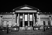 Conservation Art Framed Prints - The Walker Art Gallery William Brown Street Conservation Area Liverpool Merseyside England Uk Framed Print by Joe Fox
