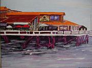 Ron Sammann - The Warf    Monterey Ca