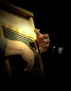 Players Digital Art - The Washboard Blues by Steven  Digman