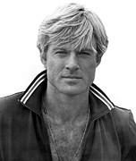 Barechested Prints - The Way We Were, Robert Redford, 1973 Print by Everett