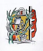 Fernand Leger - The Well