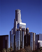 2000s Art - The Westin Bonaventure Hotel, Built by Everett