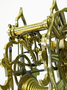 Mechanism Photo Originals - The Wheels of Time by John Chatterley