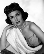 1950s Movies Photo Metal Prints - The Whole Truth, Donna Reed, 1958 Metal Print by Everett