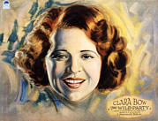 Clara Prints - The Wild Party, Clara Bow, 1929 Print by Everett