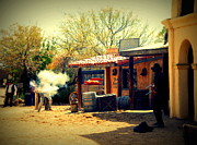 Movie Stars Photos - The Wild Wild West  by Susanne Van Hulst